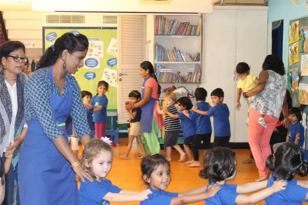 Daycare in south mumbai - lessons & tutoring