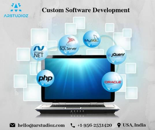 Find top software development company | arstudioz - computer
