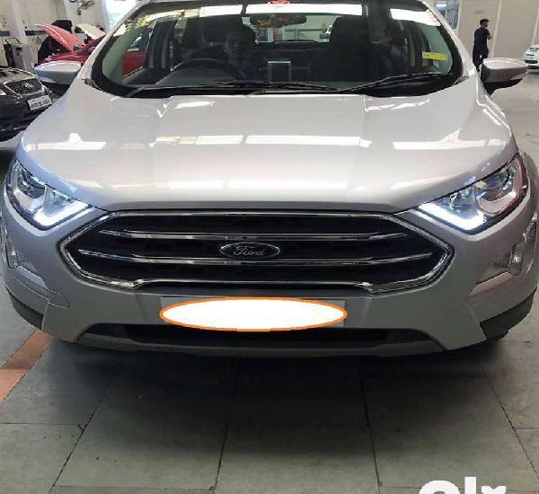 Ford ecosport titanium petrol 2018 in new condition