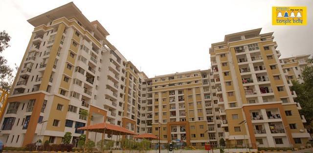 2bhk flat rent@ renaissance temple bells apt in rajaji nagar