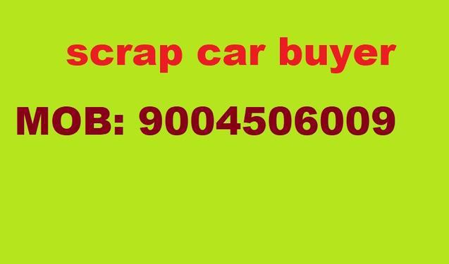 Scrap car buyer in mirabhayandar