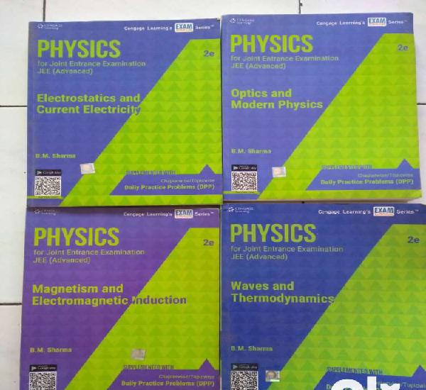 Cengage series (2 e) for Physics (4 books)