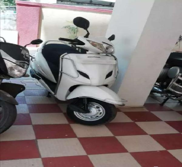 Honda activa 2016 with very good condition