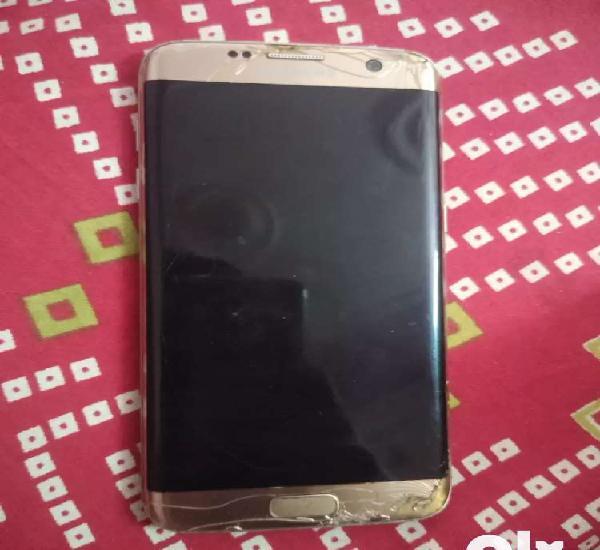 Samsung s7 edge gold 18 months old