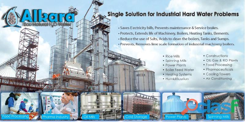 Industrial water softener suppliers