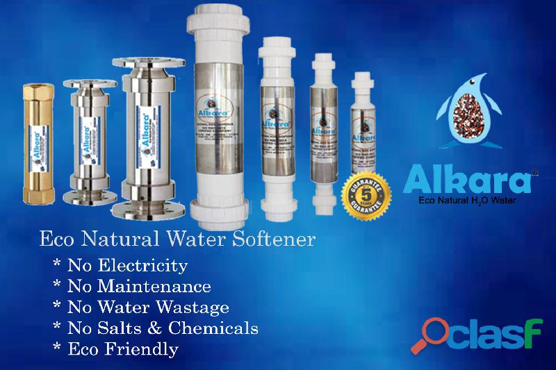 Natural water softener suppliers for dairy farms