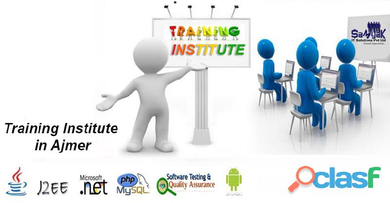 Training institute in ajmer