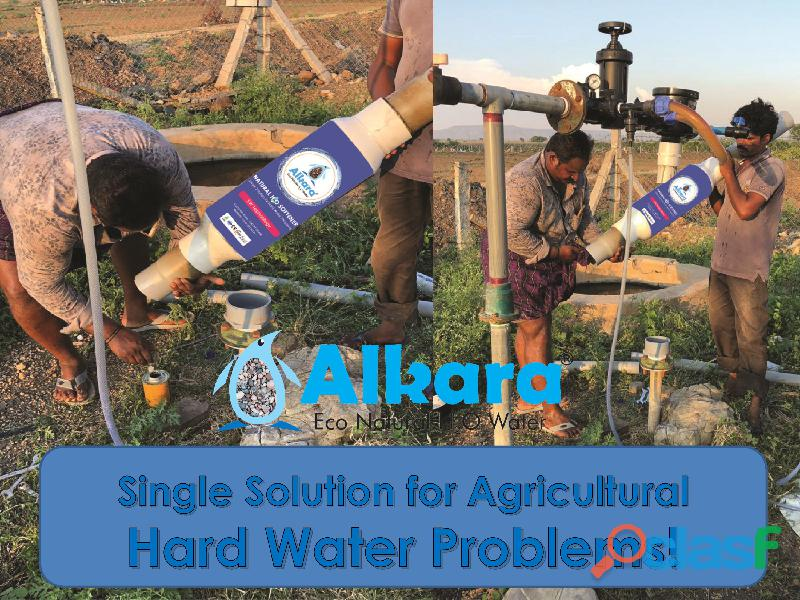 Water softener supplier for agricultural