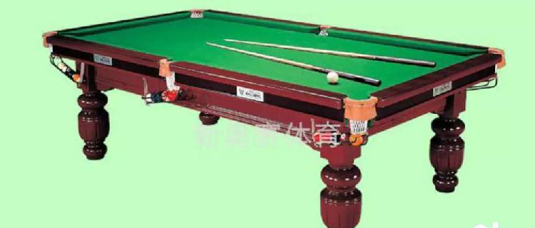 American pool table new imported