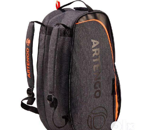 Bag racket sports - small greyorange