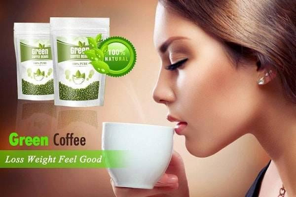 Buy organic green coffee beans for fast weight loss - health