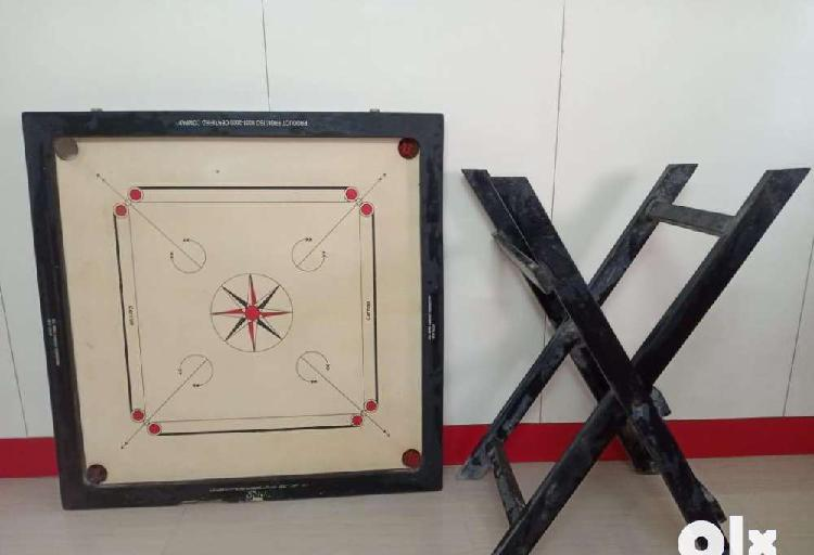 Champion board carrom and stand