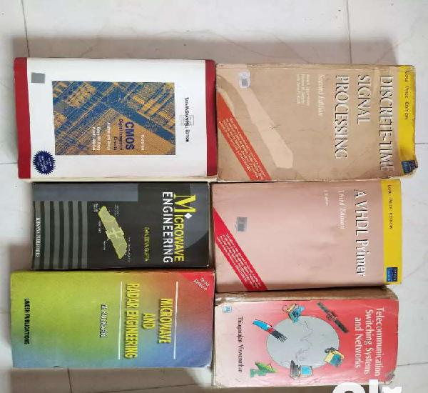 Engineering and dental book total 700 rs...
