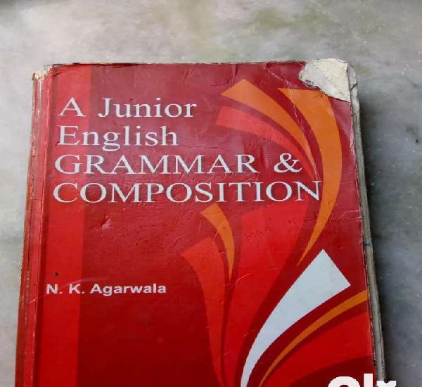Junior English grammar and composition