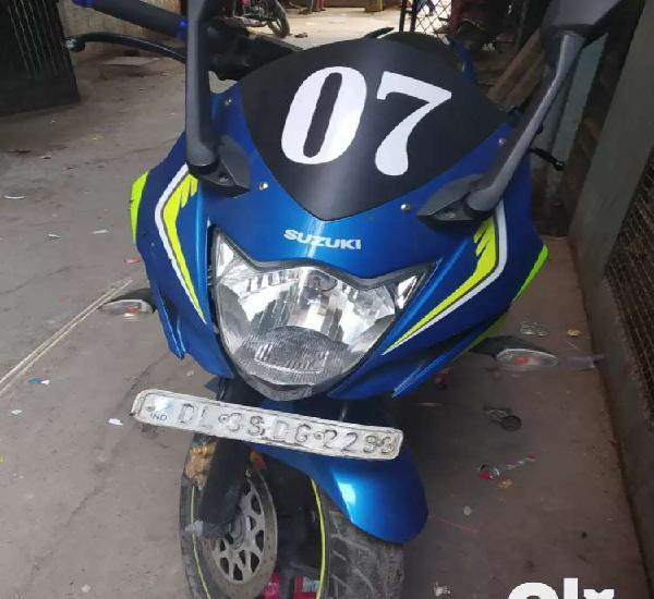 New Suzuki Gixxer SF