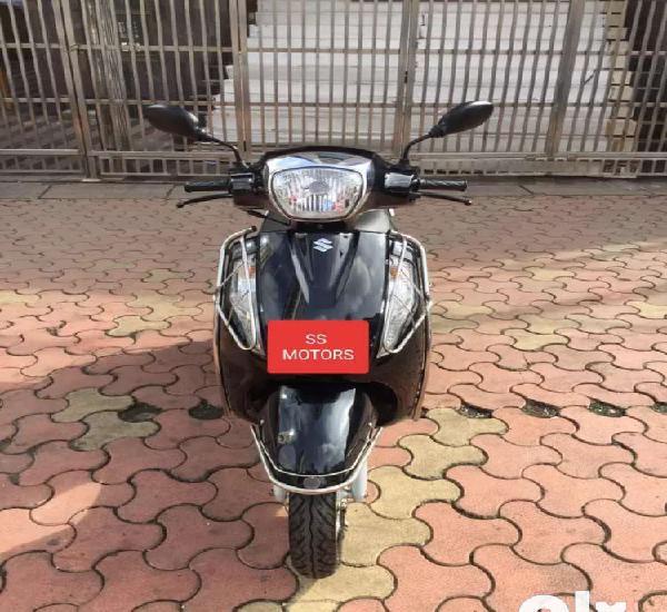 Suzuki access 125 .1st owner 2018 dec.at SS MOTORS