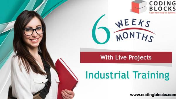 6 months industrial training courses in noida - small biz