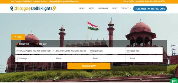 Book tickets to india - travel/vacation services