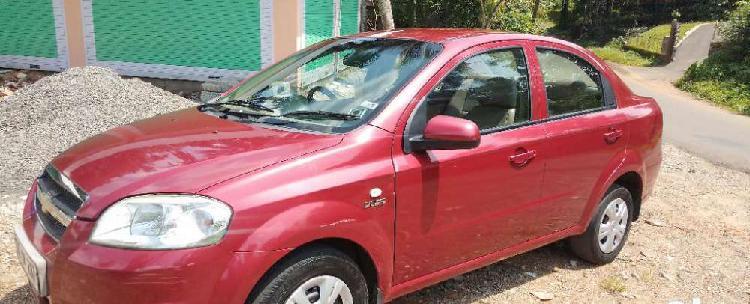 Chevrolet aveo 1.4, 2007, petrol