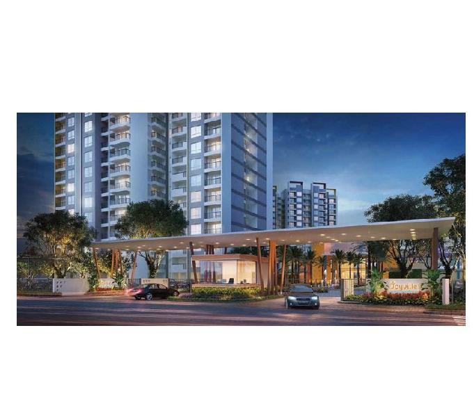 Joyville – luxury 2&3bhk homes in sector 102, gurugram