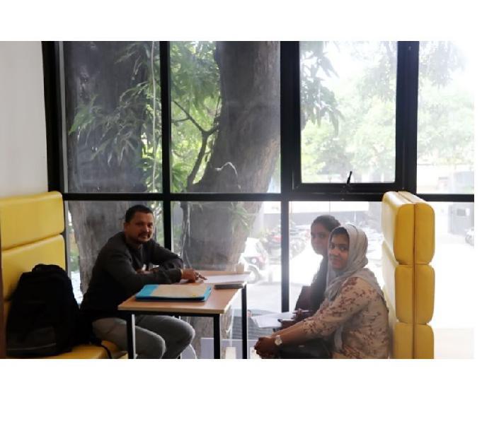 Office spaces near indiranagar   starting @ inr 3900-per se