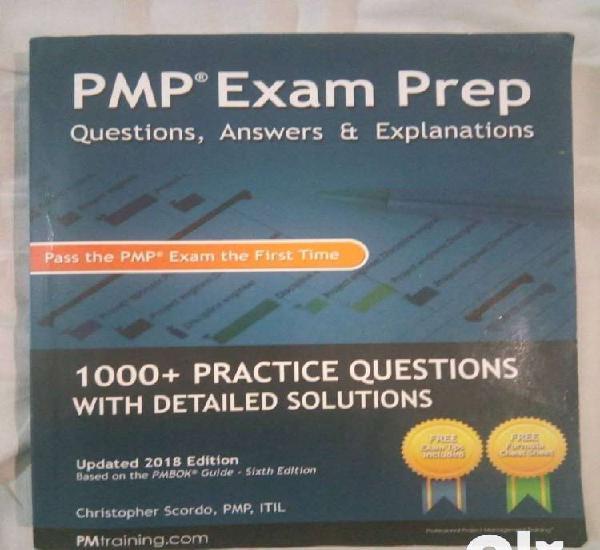 Pmp exam prep book - christopher scordo 2nd hand