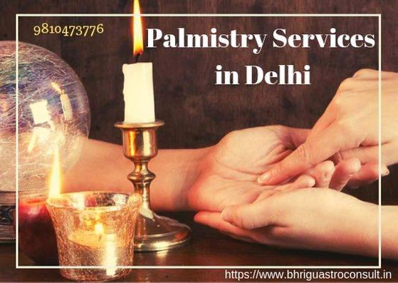 Palmistry Services in Delhi - event services