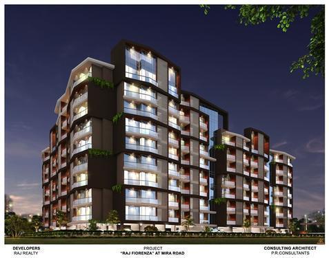 Raj florenza - 1 & 2bhk apartments on sale