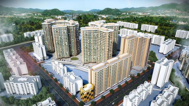Ravi gaurav excellency - 1,2 & 3bhk apartments on sale
