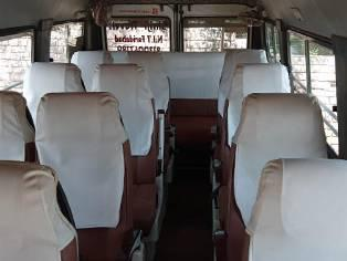 17-Seater Tempo Traveller in Faridabad - travel/vacation