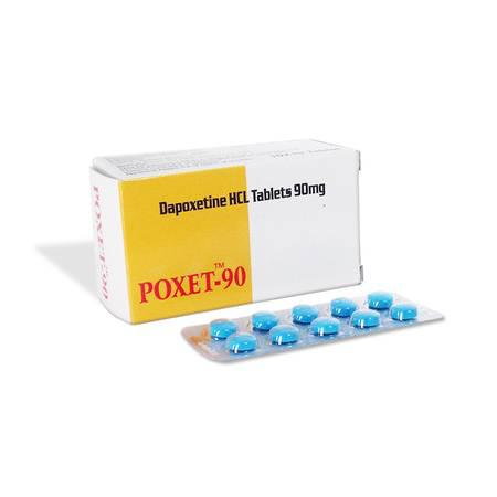 Buy poxet 90mg tablet from dose pharmacy - health and beauty