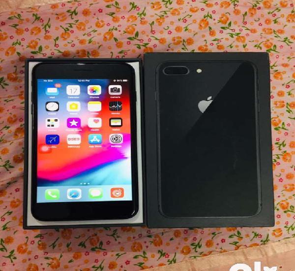 Iphone 8plus (64gb-grey)