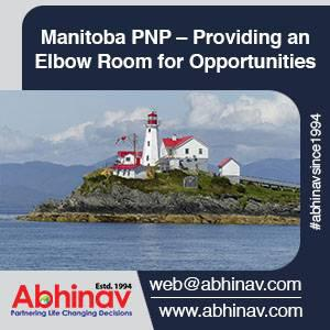 Manitoba PNP – Providing an elbow room for opportunities -