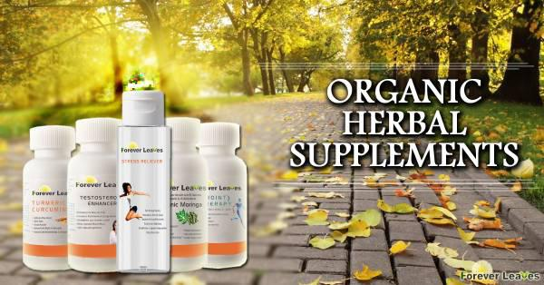 Organic herbal supplement products best seller -