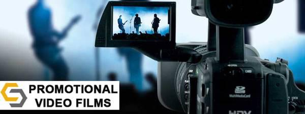 Promotional Video company - event services
