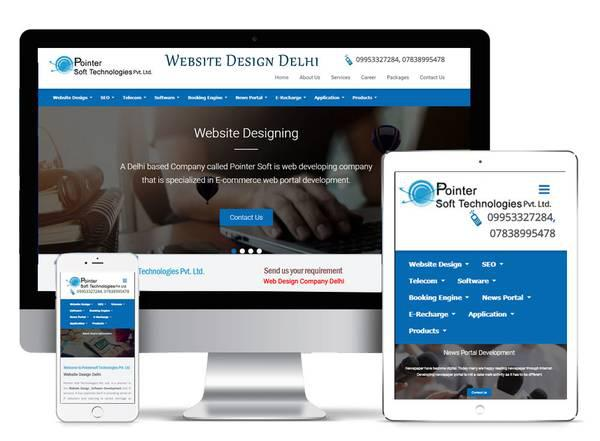 Web Designing Company In Noida - computer services