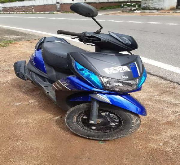 Yamaha rayz low km 2014