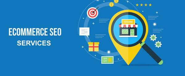 Ecommerce seo services company in india - creative services