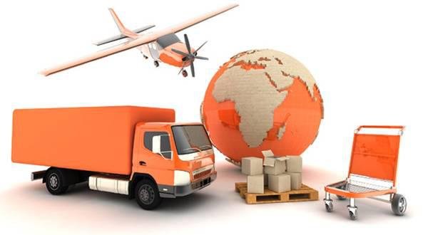 International air freight and sea freight cargo services -