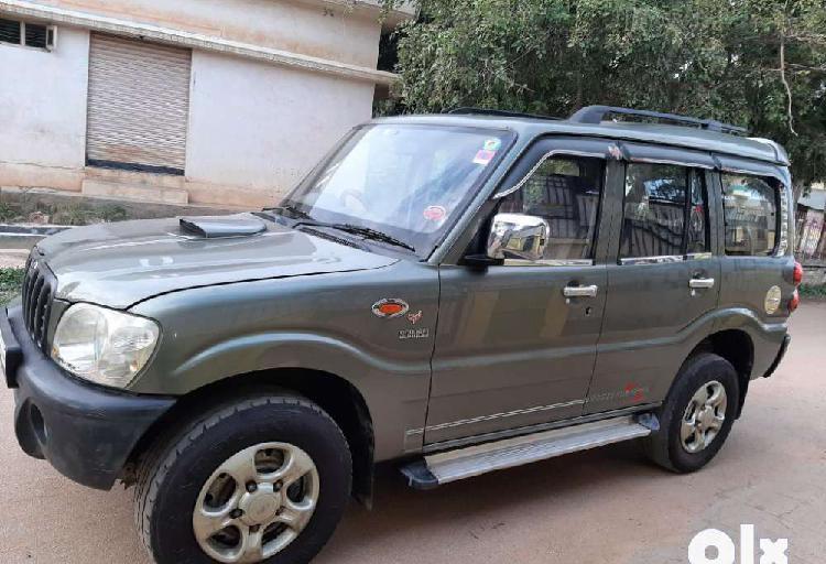 Mahindra scorpio lx bs-iii, 2008, diesel