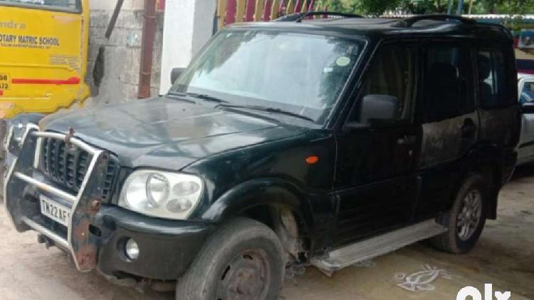 Mahindra scorpio lx bs-iv, 2004, diesel