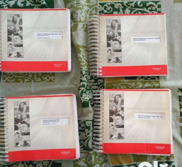 Oracle dba books,pick any for rs 99