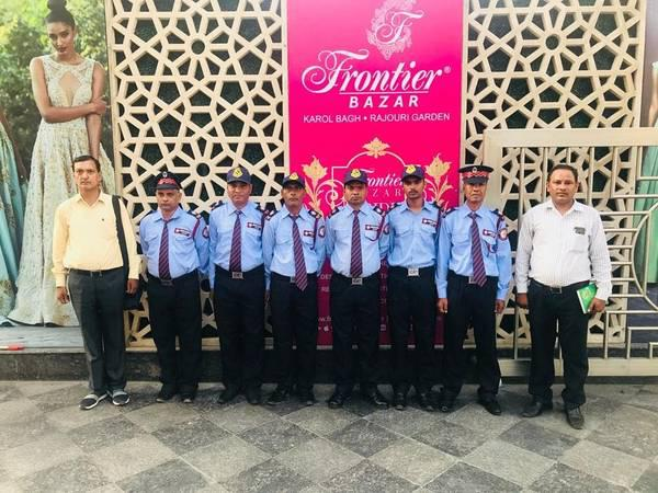 Security services in delhi - isf india - skilled trade