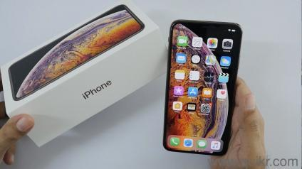 Iphone 11 pro max 256gb gold new original