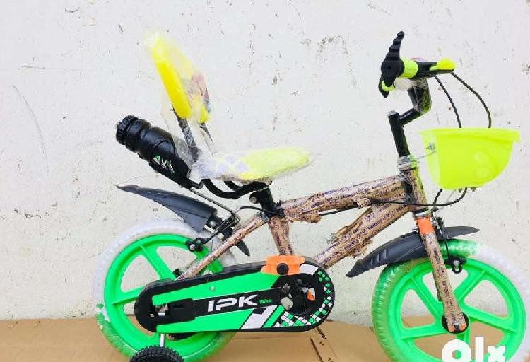 Kids cycle age 2 to 5 years