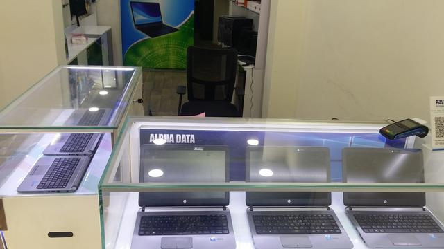 Laptops desktops sales and service
