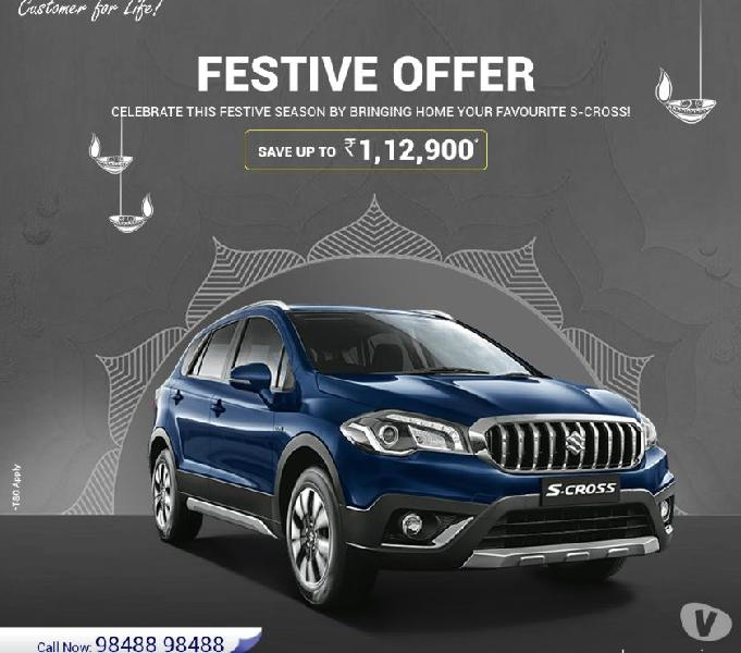 Nexa car dealer in hyderabad