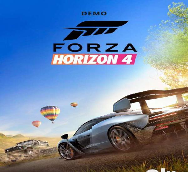 Selling forza horizon 4 for pc at a great price