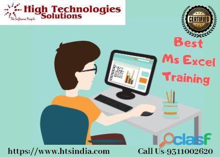 Advanced excel course in delhi