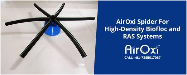 AirOxi Spider - An innovative base a perfect solution for